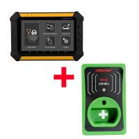 Wholesale OBDSTAR X300 DP X-300DP PAD Tablet Key Programmer Full Configuration Plus RFID Adapter Chip Reader from china suppliers