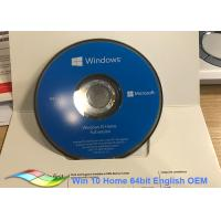 Wholesale Win 10 Home Product Key OEM Full Version 64bit 100% Windows 10 Original Product Key from china suppliers