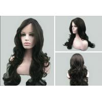 Wholesale 100% Unprocessed Dark Brown Lace Front Human Hair Wigs With Baby Hair from china suppliers