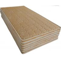 Quality Eco Friendly Thin Comfortable Bed Mattress Coconut Fiber Mattress For Hotel for sale