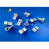 Wholesale Anodized Aluminum CNC Milling Parts Sand Casting For Camera Rotate Button from china suppliers
