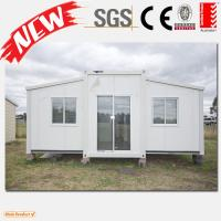Wholesale AS/NL standard expandable container homes from china suppliers