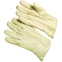 Wholesale Nap - In / out Double Palm crinkle finish Cotton Work Glove for gardening, packing CT2P102 from china suppliers