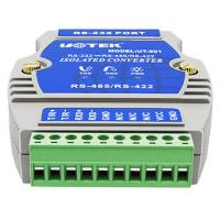 Wholesale Asynchronous Full Duplex 115.2Kbps RS232 To RS422 Converter With Shielded Cable from china suppliers