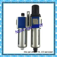 Quality Air source treatment solenoid valve airtac GFC200-06 GFC200-08 GFC300-10 Two linkage piece for sale