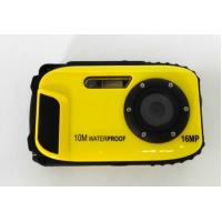 Wholesale waterproof sports camera with 2.7'' TFT LCD 16MP 10 Meters underwater DC-188 from china suppliers