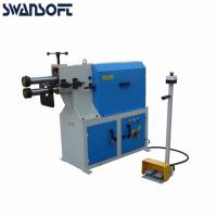 Wholesale Electric Bead Roll, heavy duty beading machine Motorized Swaging Machine for ETB-40 from china suppliers