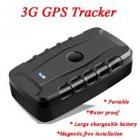 Wholesale Free Installation Magnetic 3G GPS Tracker Device 3G GPS Model WCDMA 900MHZ 2100MHZ from china suppliers