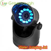 Quality underwater fountain/Outdoor fountain/ LED Underwater jumping jet light/ fountain water jet for sale