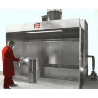 Wholesale LY-5600 Dry Filter Spray Booth from china suppliers