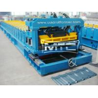 Wholesale Step Roof Tile Roll Forming Machine Shanghai MTC from china suppliers