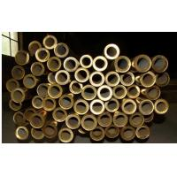Quality C44300 Heat exchanger seamless brass tube / copper pipe for oil cooler , condenser for sale