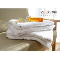 Buy cheap Long Terry Bathroom Foot Towel , Hotel Style Bath Mat 1200Gram from wholesalers
