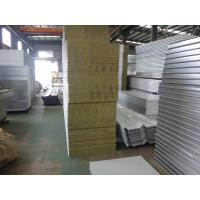 Rock Wool Sandwich Structural Engineered Panels Rigid For