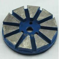 Wholesale Eagle JCB 10 Seg Metal Floor Grinding Pads from china suppliers