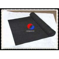 Wholesale 1MM - 3MM Fire Resistant Felt , Activated Carbon Fiber Felt With Good Adsorption from china suppliers
