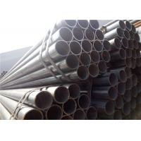 Wholesale Large Diameter ERW Steel Pipe , Welded Steel Tube For Pasture Construction from china suppliers