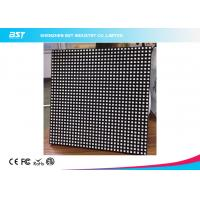 Wholesale Custom P4.81 Outdoor Waterproof Led Module With 1/13 Scan , 52×52 Dots from china suppliers