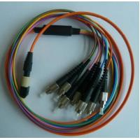 Wholesale International standard US Conec MPO Harness & Fanout Cable Assemblies from china suppliers