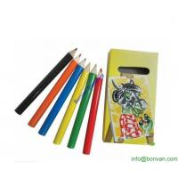 Wholesale short mini pencil set,gift chidlren pencil set, store selling pencil set,cheap pencil set from china suppliers