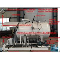 Wholesale CLW brand 3.2metric tons mobile skid lpg gas refilling plant for sale, 32000kgs auto mobile Propane Skid-mounted plant from china suppliers