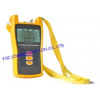 Wholesale High Stability Fc / Pc Fiber Optic Light Source Tester For Multimode Fiber from china suppliers