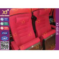 Wholesale Fabric Cushion Spring Recovery Movie Theater Chairs PU Foam For IMAX Theater from china suppliers