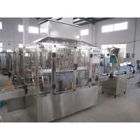 Quality Automatic Linear Filling Machine , 5L Edible Oil Filling Machine With Screw Cap for sale