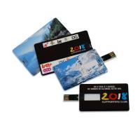 Wholesale Plastic 64M, 126M, 256M, 2G, 4G Credit Card USB Drives in Win ME, 2000 (MY-UC09) from china suppliers