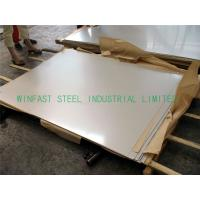 Wholesale POSCO Cold Rolled 439 Stainless Steel Strips / Sheets 0.6 - 3.0mm 2B Finish For Water Tank from china suppliers