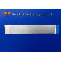 Wholesale High Quality Custom Aluminium Foil Shielded Flat Flexible Cable  0.5mm Pitch Gold Plating from china suppliers