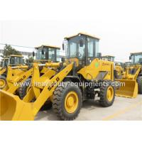 Wholesale 2.5m3 Bucket Front Loader Heavy Equipment Weichai DEUTZ Engine 11 Tons Operating Weight from china suppliers