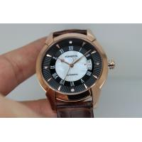 Quality 5ATM Waterproof Mechanical Automatic Watch / Stainless Steel men fashion watches for sale