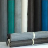 Quality Fiberglass Window Screening,18x16,0.28mm,black,grey,white,110g/m2,3'-5' for sale