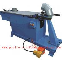 Wholesale CE Stone Coated Roof Tile Machine For Square Rectangle Downspout / Down Pipe from china suppliers