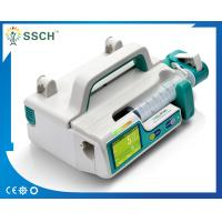 Wholesale Portable CE Battery Build-in Medical Infusion Pumps / Medical Electric Syringe Pump DC 12 V from china suppliers