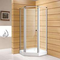 Wholesale Bathroom Furniture Tempered Glass from china suppliers