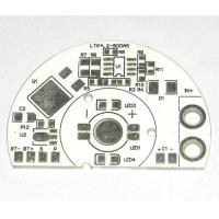 Wholesale Custom High Power Flashing LED Light PCB Board , High Thermal Conductivity Aluminum Based PCB from china suppliers