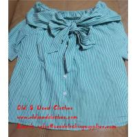Wholesale Adults Used Womens Shirts Stretch Ladies Silk Skirt Secondhand Clothes from china suppliers