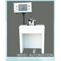Wholesale Dynamic armature balancing machine for small dc motor armatures below 5KGS WIND-DAB-5Z from china suppliers