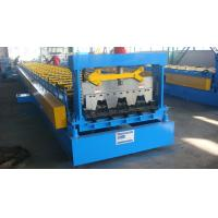 Wholesale Sheet Metal Decking Roll Forming Machine with PLC Controlling System for Buildings from china suppliers