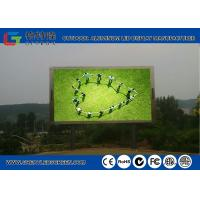 Wholesale HD SMD P6 / P8 / P10 Outdoor Advertising LED Display With High Brightness from china suppliers