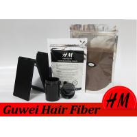 Wholesale Lighter Hair Fiber Powder , Natural Ingredient Mens Hair Filler Products from china suppliers
