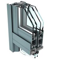 Wholesale 6061 T6 Aluminum Curtain Wall Profile for Industrial Buildings from china suppliers