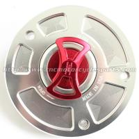 Wholesale Anodized Motorcycle Gas Tank Cap Light Weight Quick Release For Kawasaki Z750 Z1000 from china suppliers