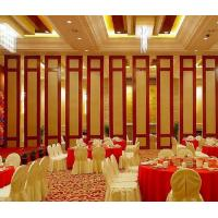 Wholesale Commercial Wooden Acoustic Room Dividers / Acoustic Movable Walls from china suppliers