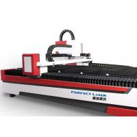 Wholesale 200w to 2000w metal sheet cutting machine , industrial laser cutting machinery from china suppliers
