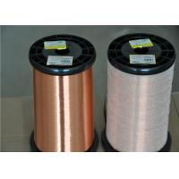 Wholesale Micro Motors Coiled Copper Wire , 1UEW / 2UEW / 3UEW Direct Soldering Copper Wire from china suppliers