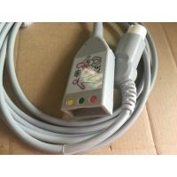 Wholesale compatible Philips/HP tpu 3lead trunk line cable with patient cable m1500a/m1510a with 12pin supplier from china suppliers