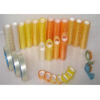 Wholesale Package Cellophane Tape BOPP Film Acrylic Adhesive With Yellowish from china suppliers